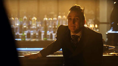 Gotham 04x11 : A Dark Knight: Queen Takes Knight- Seriesaddict